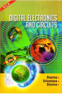 Best Price-Digital Electronics and Circuits in English Medium by