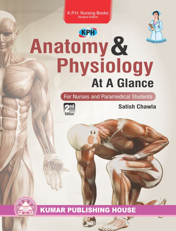 Best Price- Anatomy & Physiology At A Glance 2nd Edition for Nurses ...