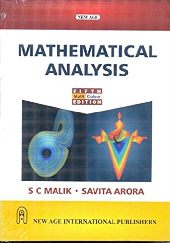 Best Price- Mathematical Analysis 5th Edition for University Exams