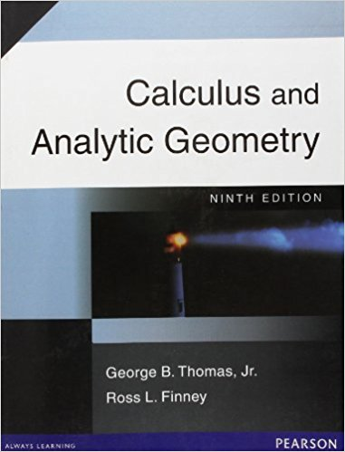 Online Best Price - Calculus and Analytic Geometry by George