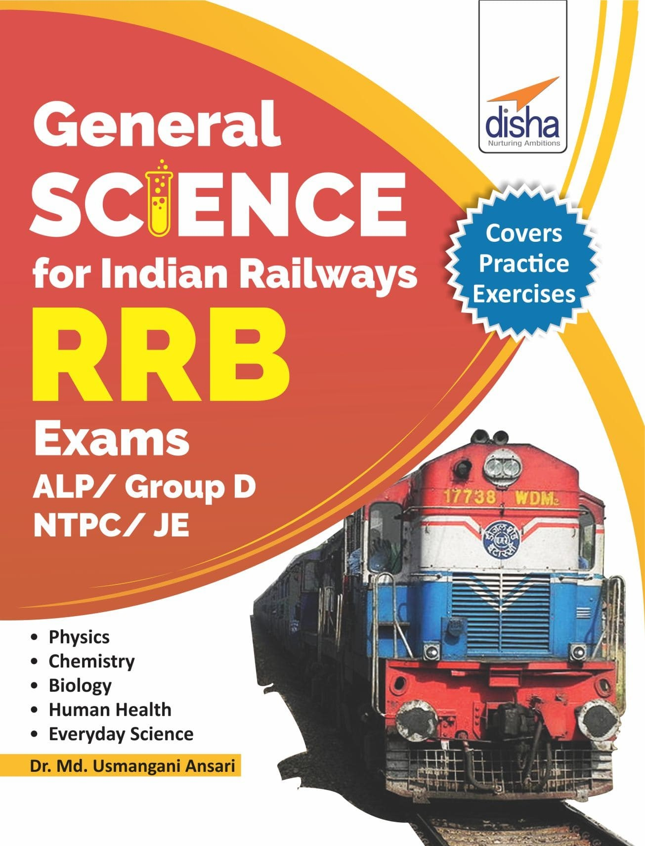 Best Price On - Disha - General Science for Indian Railways