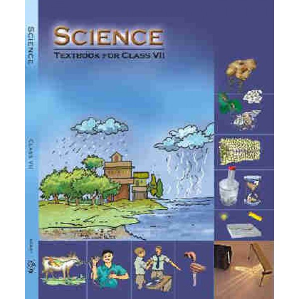 NCERT Best Price: Science Textbook for Class 7 in English Medium
