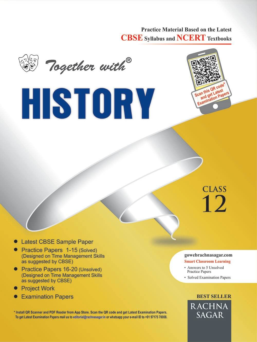 Best Price: History Practice Material Sample Paper Project Work for