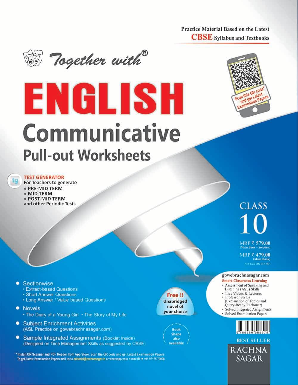 Buy- Together With English Communicative Pullout Worksheets