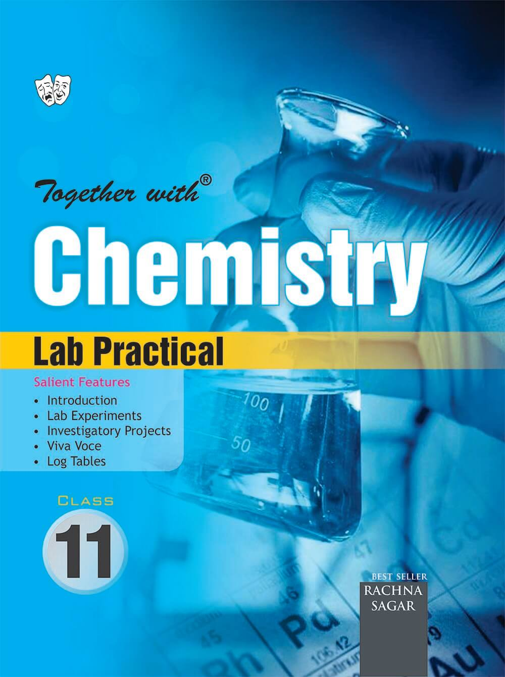 Buy- Together With Lab Practical Chemistry for Class 11