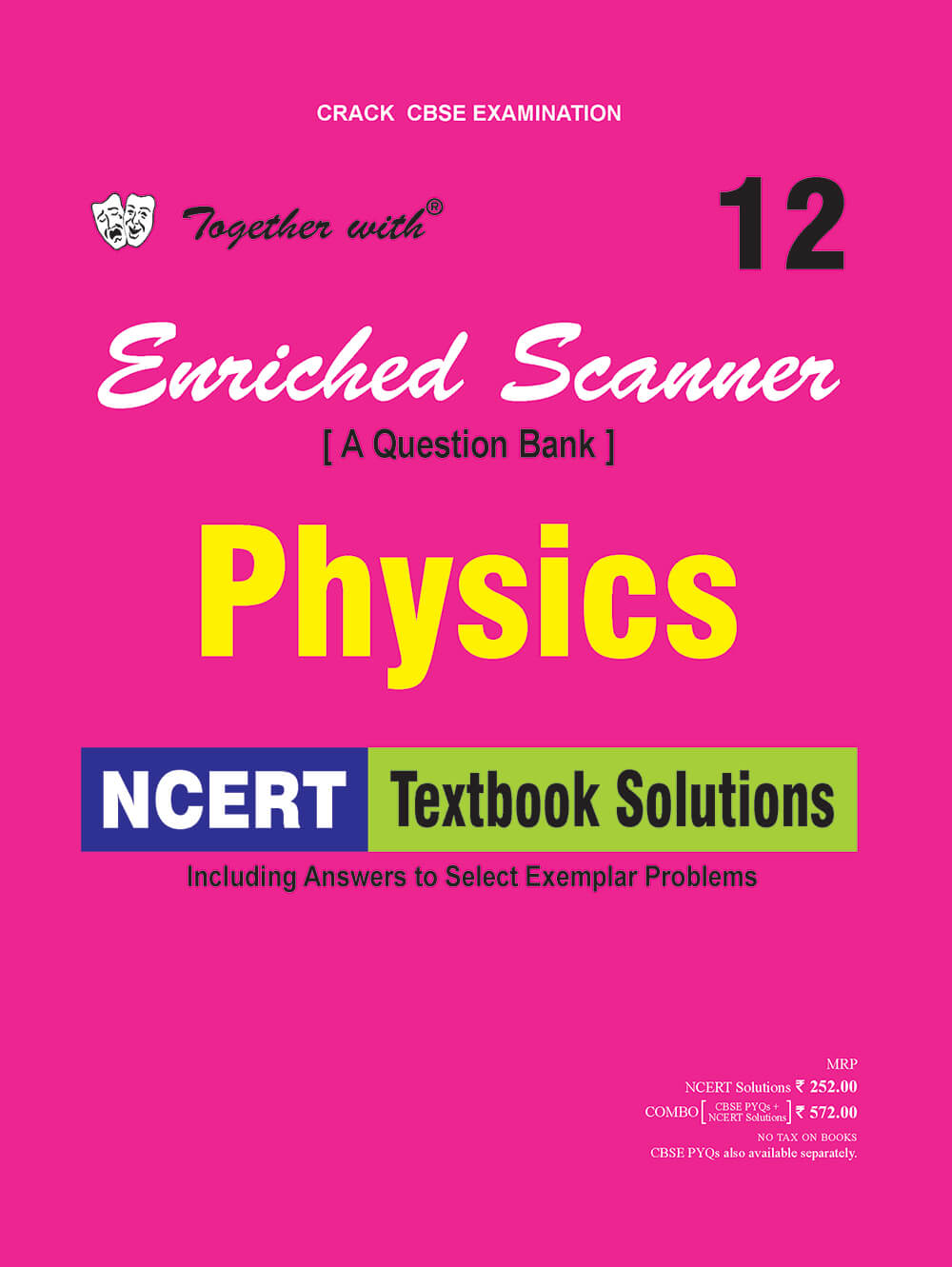 best price on-together with physics class 12 questions bank