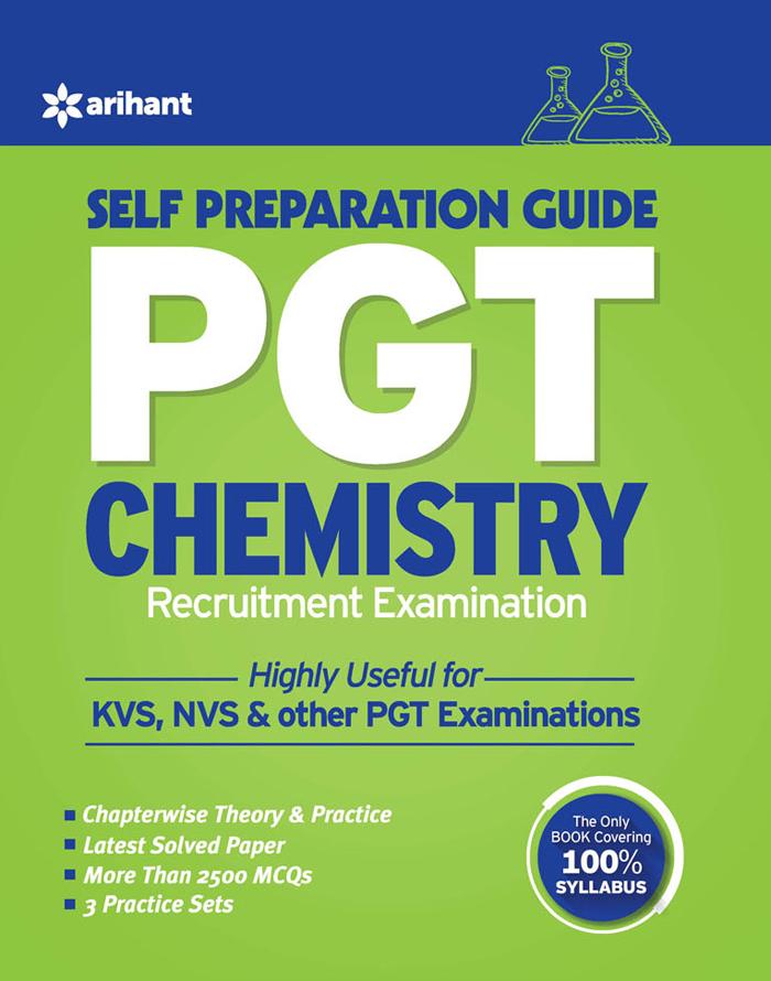 Best Price - KVS-PGT Self Preparation Guide Chemistry for KVS-PGT