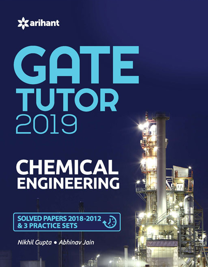 Best price for chemical engineering for gate 2019 exams gate tutor 2019 study guide chemical engineering by arihant publication fandeluxe Images