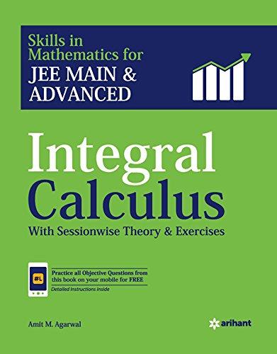 Buy Mathematics - Arihant Integral Calculus For IIT JEE
