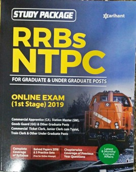 Best Books For RRB Ticket Collector (TC) Exam